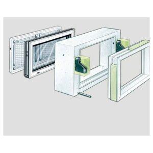 Fenstereinsätze für UNIfix KOMBI